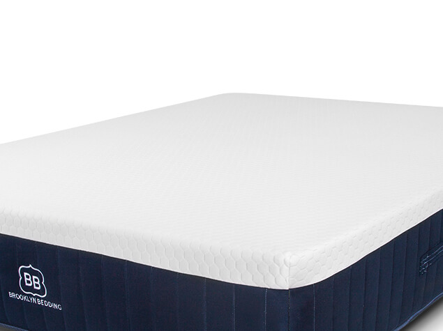 Brooklyn Aurora Mattress - Corner Detail