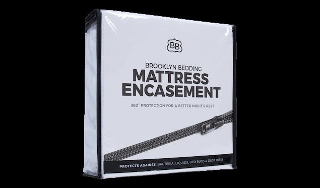 Complete Coverage Mattress Encasement