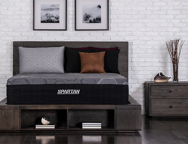 Spartan Mattress Active Recovery While You Sleep