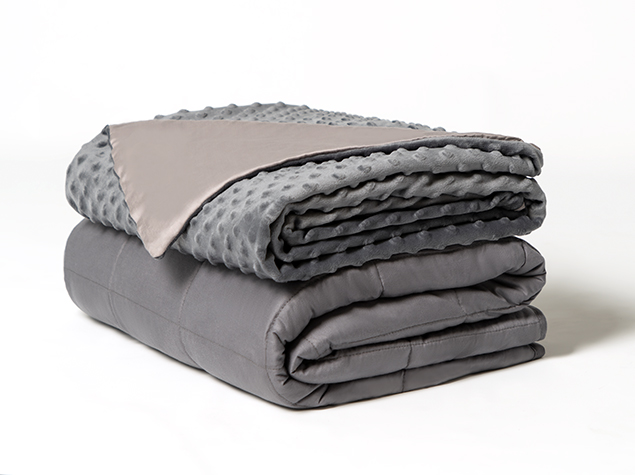 Weighted Blanket Folded - Angle