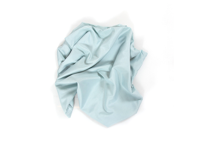 Brushed Microfiber Sheets - Blue Mist Color