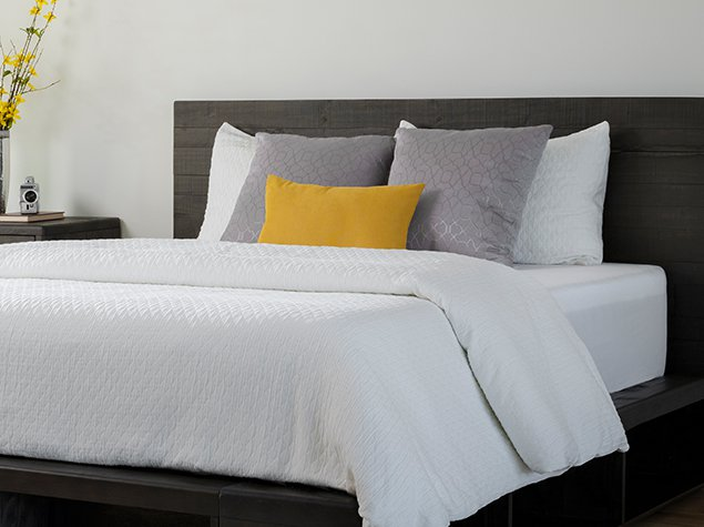 Bamboo Twill Sheets - Lifestyle Image