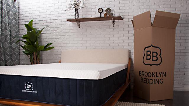 Brooklyn Bedding Ecommerce