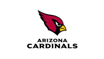 brooklyn bedding arizona cardinals logo
