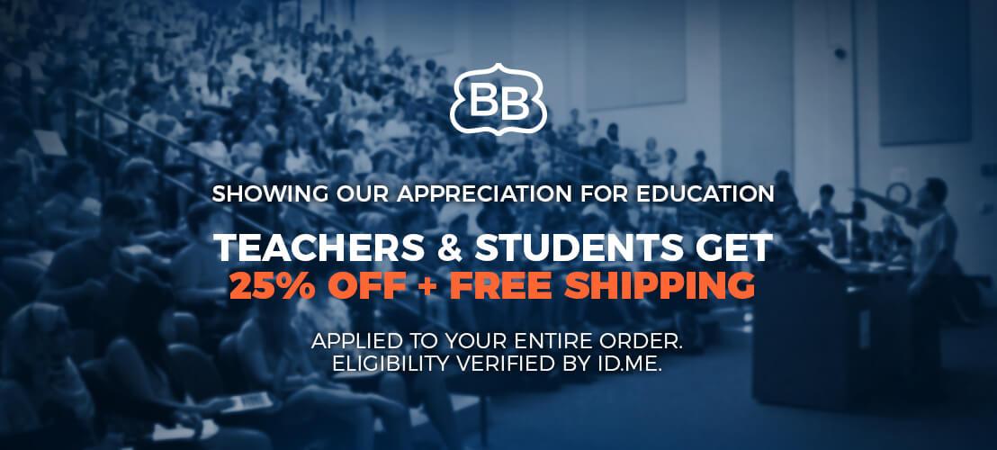 238f8cb52 Brooklyn Bedding Education Discount - Teachers & College Students