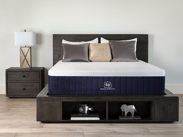 The Brooklyn Aurora Luxury Cooling Mattress Brooklyn Bedding
