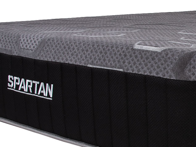 Spartan Mattress - Side Close Up