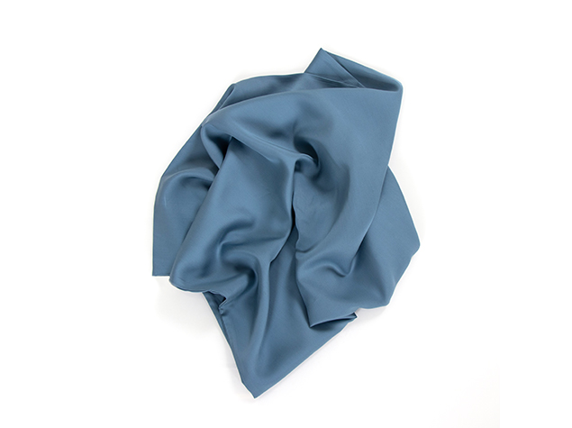 Tencel Sateen Sheets - Blue Stone Color