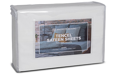Shop Tencel™ Sateen Sheets Today - Brooklyn Bedding