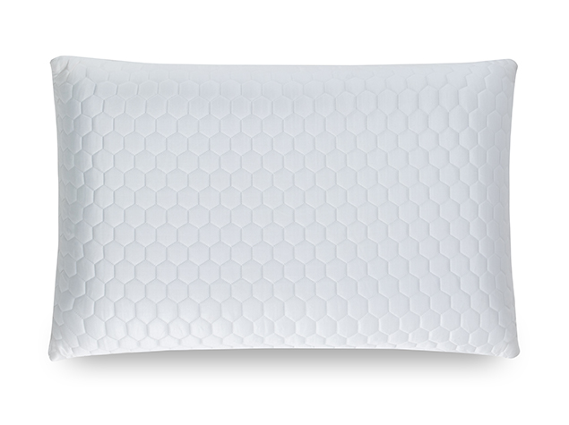 Luxury Cooling Pillow, Queen High Profile