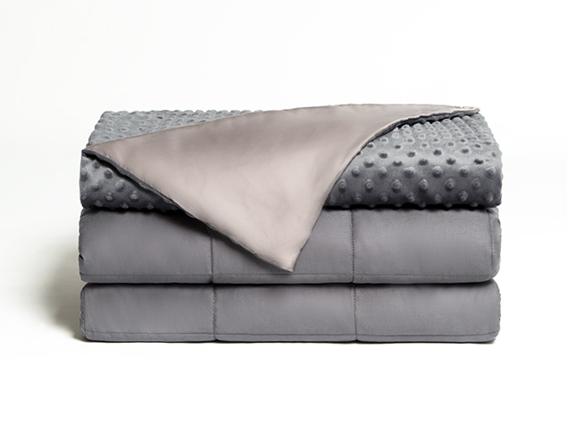 Weighted Blanket Folded - Side