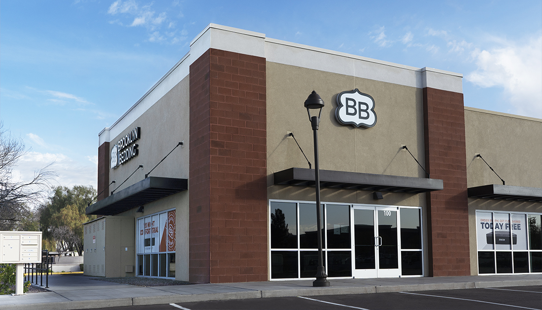 12th St & Bell Phoenix Showroom