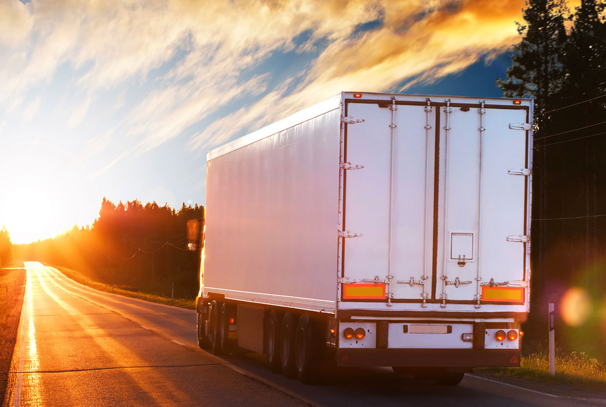Trucking Industry Banner